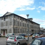 Hopital de St-Laurent du Maroni
