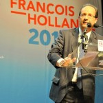 Franois Hollande en meeting en Guyane - janvier 2012
