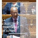 Edition spéciale collectivité territoriale de Guyane