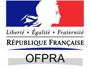 Logo de l'OFPRA